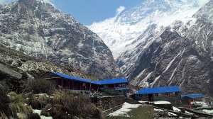 2016 尼泊爾ABC基地營肉腳一人行