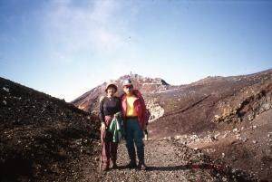 世界文化遺產 日本 富士山槍岳西穗高健行
