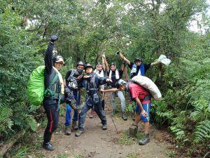 1070915雪山行前訓-猴山岳行進技巧