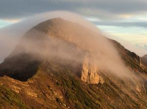 第九座百岳-雪山主峰
