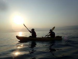 清水斷崖獨木舟之旅