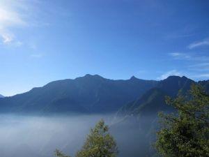 麟趾山-鹿林山
