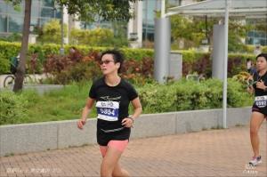 2018 10 14 香港Guy x 美津濃跑 (10k 回程)