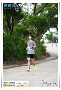 十公里&半馬賽事,最後1.5 公里 (Part 01)