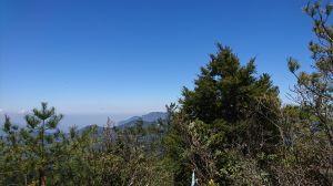 1060403自忠山、水山東峰、北霞山