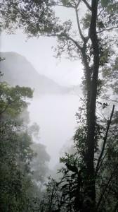 杜仔湖雙子山