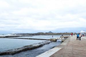 和平島海角樂園環山步道O型