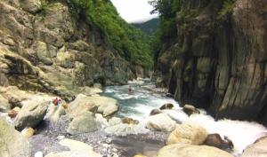 【溪流探勘】一條泰雅的路