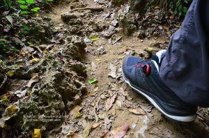 【鞋測】應付郊山多樣路況:TNF Ultra Fastpack BOA GTX極限登山鞋