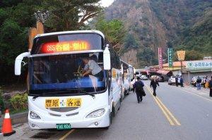 【新聞】中橫公車通車 上梨山只要1.5小時、最多60元