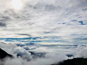女力力力的第一座百岳-奇萊南華
