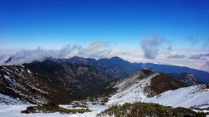 雪山年度大戲~雪地攀登訓練