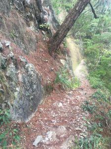 漫步東卯山