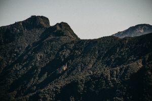 北坑山步道-遠望聖稜線