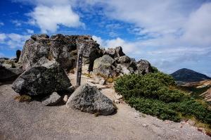 【日本】2016 秋.北海道山行 - 05 總算等到陽光.赤岳