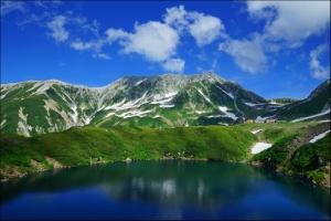 【日本】劍岳、立山,Day 3(下)