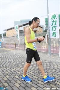 馬拉松賽,半馬拉松賽-馬料水海濱公廁對出水站(Part 12)