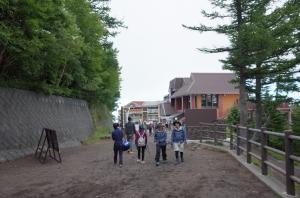 2016年8月富士山