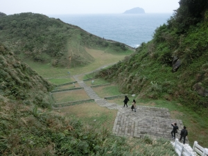 八斗子潮境公園.望幽谷