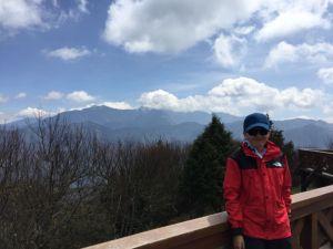 小笠原山對高岳20170312