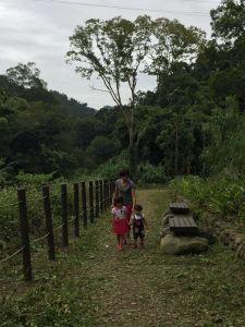 護魚步道親子漫遊