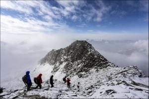 【環境】無「氟」的夢想:零下廿度遠征中國四姑娘山