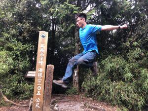 谷關七雄-馬崙山