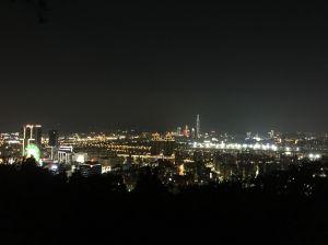 2018.05.26劍南山百萬夜景夜爬活動o型-愛岳淨山