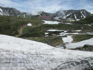 夏季~~ 黑部立山