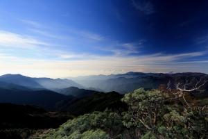 【山岳之美】2014國慶嘉明湖