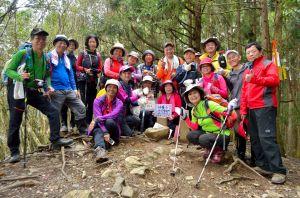 2018-02-27油羅山一二登山口O型