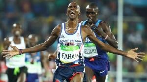 【里約奧運】男子五千米 Mo Farah 力戰下衛冕金牌