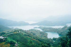 千島湖周邊步道