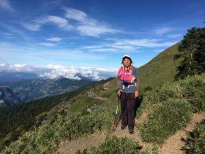 合歡南峰、小風口山、卡拉寶山輕鬆走