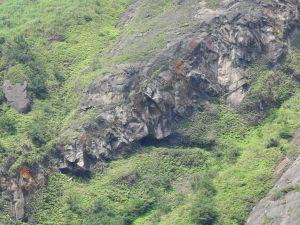 半平溪小錐麓