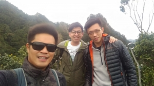 1060122 平溪孝子山、中央尖山行