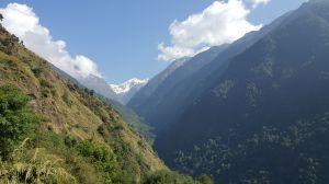 尼泊爾安納普納Poon Hill賞日出