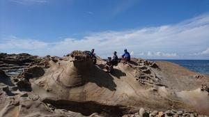 南雅奇岩地質步道2016.08.14