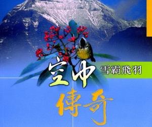 【書訊】空中傳奇-雪霸飛羽
