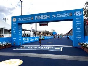 再度踏上澳洲黃金海岸馬「四十週年盛典 - 進階挑戰52.195公里」