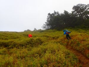 2017南湖群峰