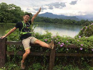 台灣不只有日月潭的湖光山色之寶山水庫與峨眉湖