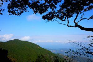 景色迷人--高島縱走