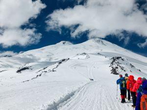 Mt. Elbrus – 攀登歐洲最高峰