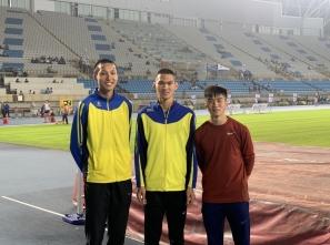 【新聞】田徑/春季盃高男跳高競爭激烈 田協潛培有成果
