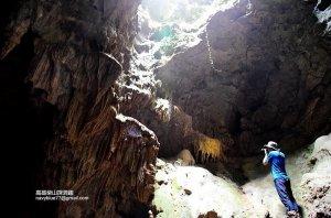 【高雄】北柴山步道+石灰岩洞穴探索趣1-天雨洞.蓮花洞