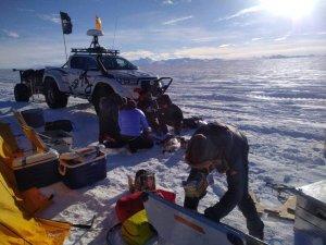 【新聞】台灣首次前進南極點任務的最佳後盾  遠端掌控12,790公里外冒險進度