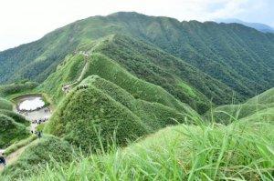 【宜蘭】隱藏版的唯美 抹茶山看蘭陽平原
