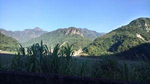 米羅山←→南山神木←→佐得寒山折返