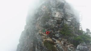 【影片】一起探訪雲霧繚繞,屬於台灣的最美秘境:《白銳勻亞洲大探險:台灣聖稜線》精華